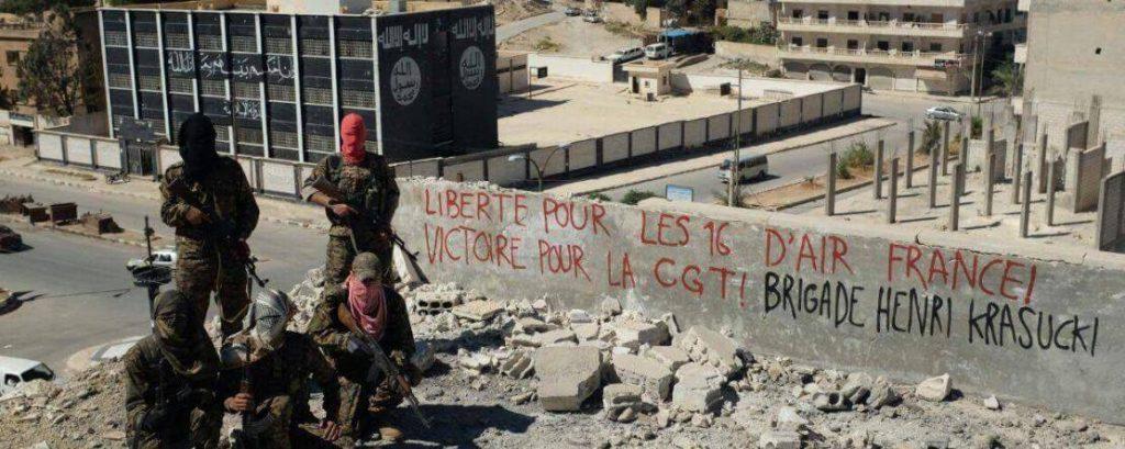 Henri Krasucki Tugayı Suriye'de