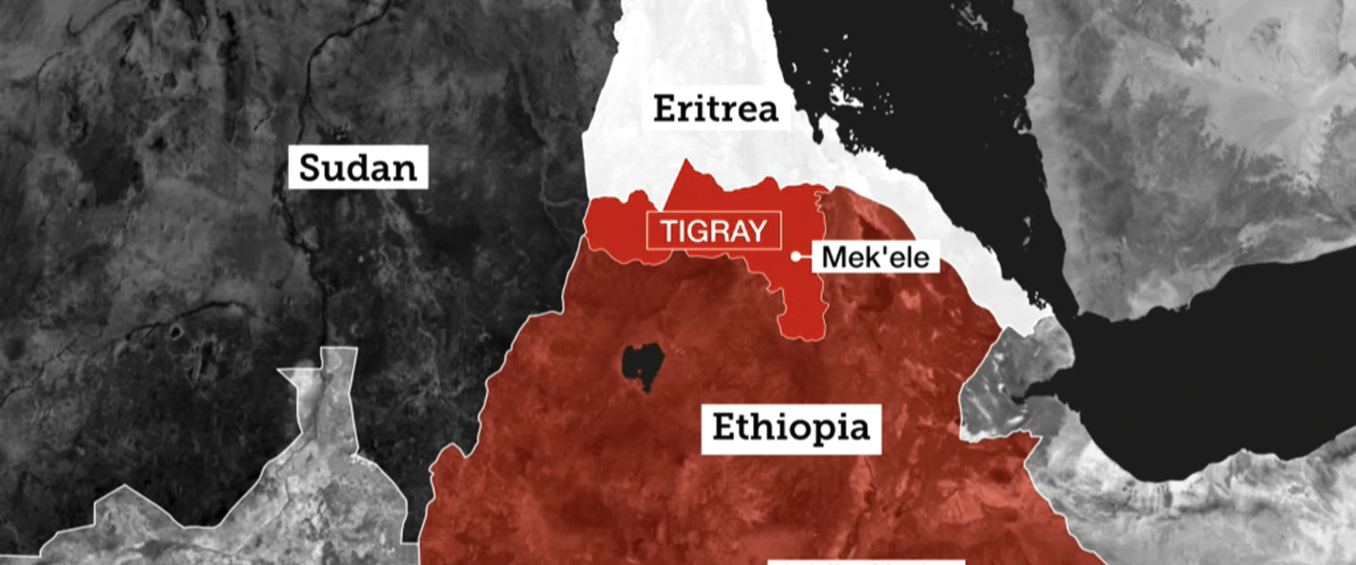 The geopolitics of Ethiopia-Tigray conflict