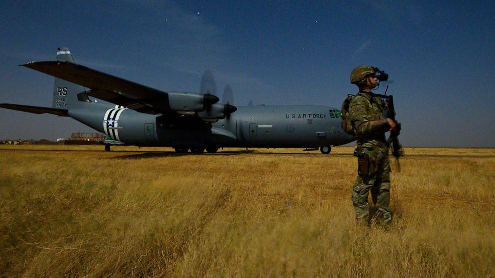 ABD askerleri Somali'den çekildi