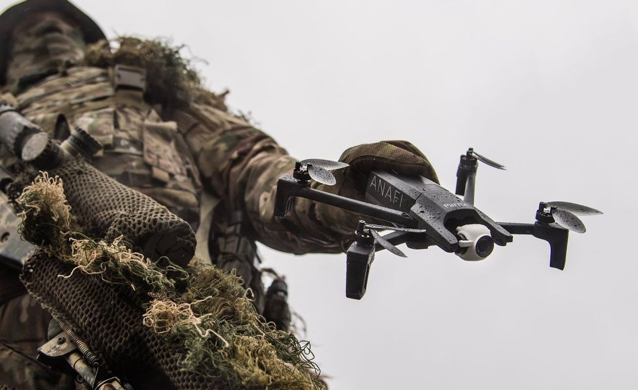 Fransa ordusu 300 adet mikro İHA alacak