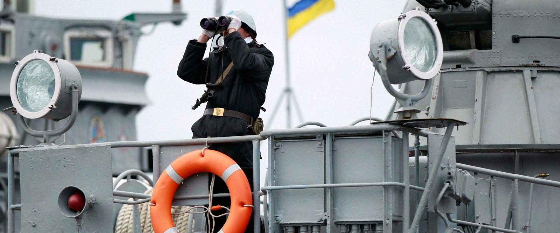 Ukrayna: ''Karadeniz'de İngiltere desteğiyle iki donanma üssü kurulacak''