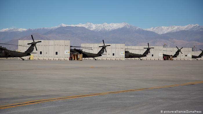 ABD Bagram Hava Üssü'nden çekildi