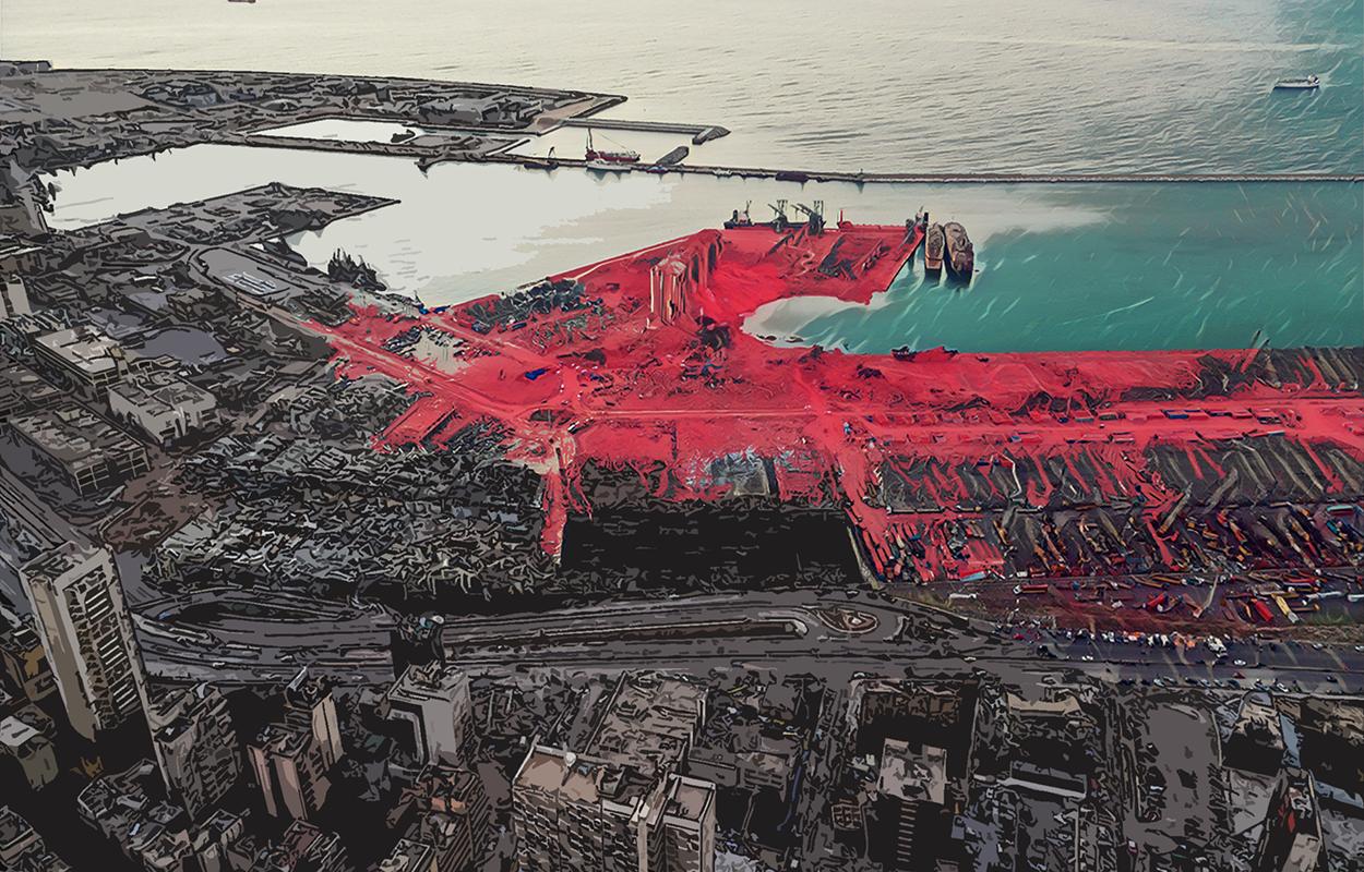 Birinci Yılında Beyrut Patlaması: Lübnan Daha Kötüye Gidiyor